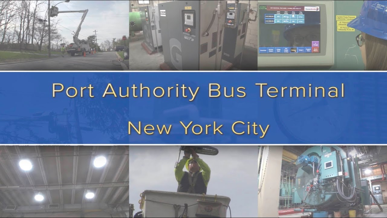 One Minute in Energy: Port Authority of NY & NJ