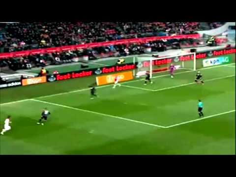 Nick Viergever AMAZING GOAL Ajax vs Twente 1-1 HD