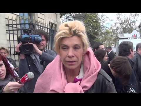 """Frigide Barjot : """"Ça n'est pas terminé"""""""
