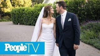 Chris Pratt & Katherine Schwarzenegger's Intimate Wedding Ceremony & Whirlwind Romance | PeopleTV