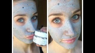 Glam Glow Mud Mask Application, First Impression & Review! Thumbnail