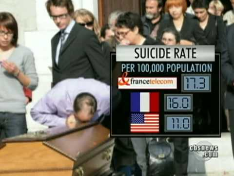 Suicides At France Telecom