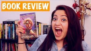 narasimha-book-1-review-kevin-missal-book-indian-mythology-fiction-indian-booktuber
