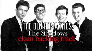 The Old Romantics - The Shadows [BackingTrack] [Instrumental Cover by phpdev67]