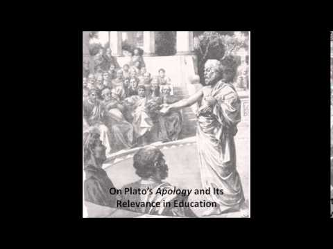 Plato's Apology and Education (Part One)