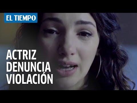 Actriz de 'Patito feo' denuncia violación | EL TIEMPO
