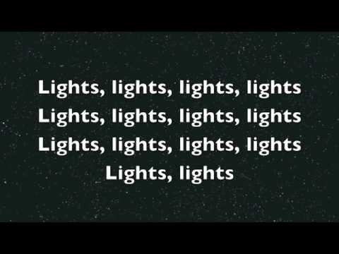 Lights-Ellie Goulding Lyrics