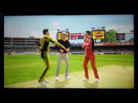 Ashes Cricket 2009 Wii on android phone