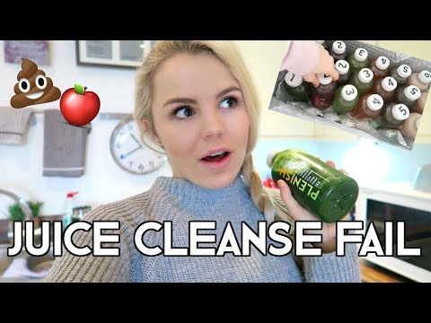I TRIED A 3 DAY JUICE CLEANSE .. Weight Loss? Worth It? THE