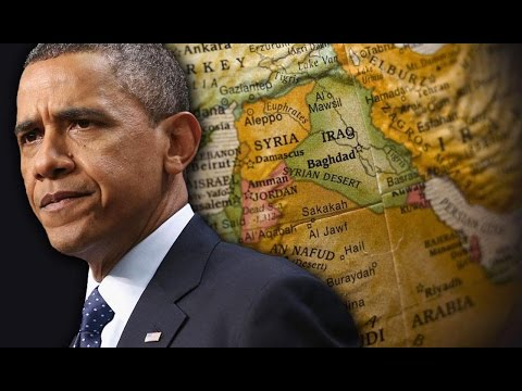 The Irony of Obama's Positioning In the Middle East