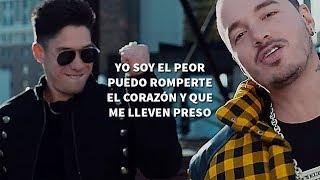 Chyno Miranda, J Balvin - El Peor