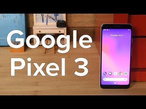 Google Pixel 3's OLED Panel Made by LG
