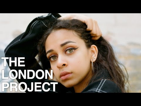 Medium Format Portrait Photography in Camden Town - THE LONDON PROJECT