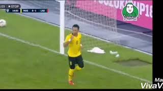 Malaysia vs laos highlight