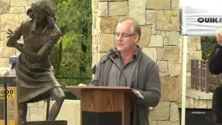 Rose Beal Legacy Garden Dedication
