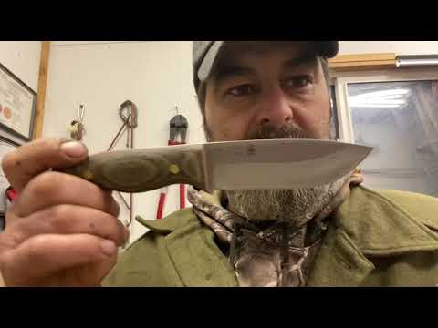 Knife introduction WC