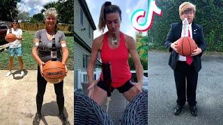 Basketball Beer Challenge TikTok compilation