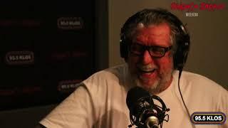 Paul Stanley Live In-studio on Jonesy's Jukebox