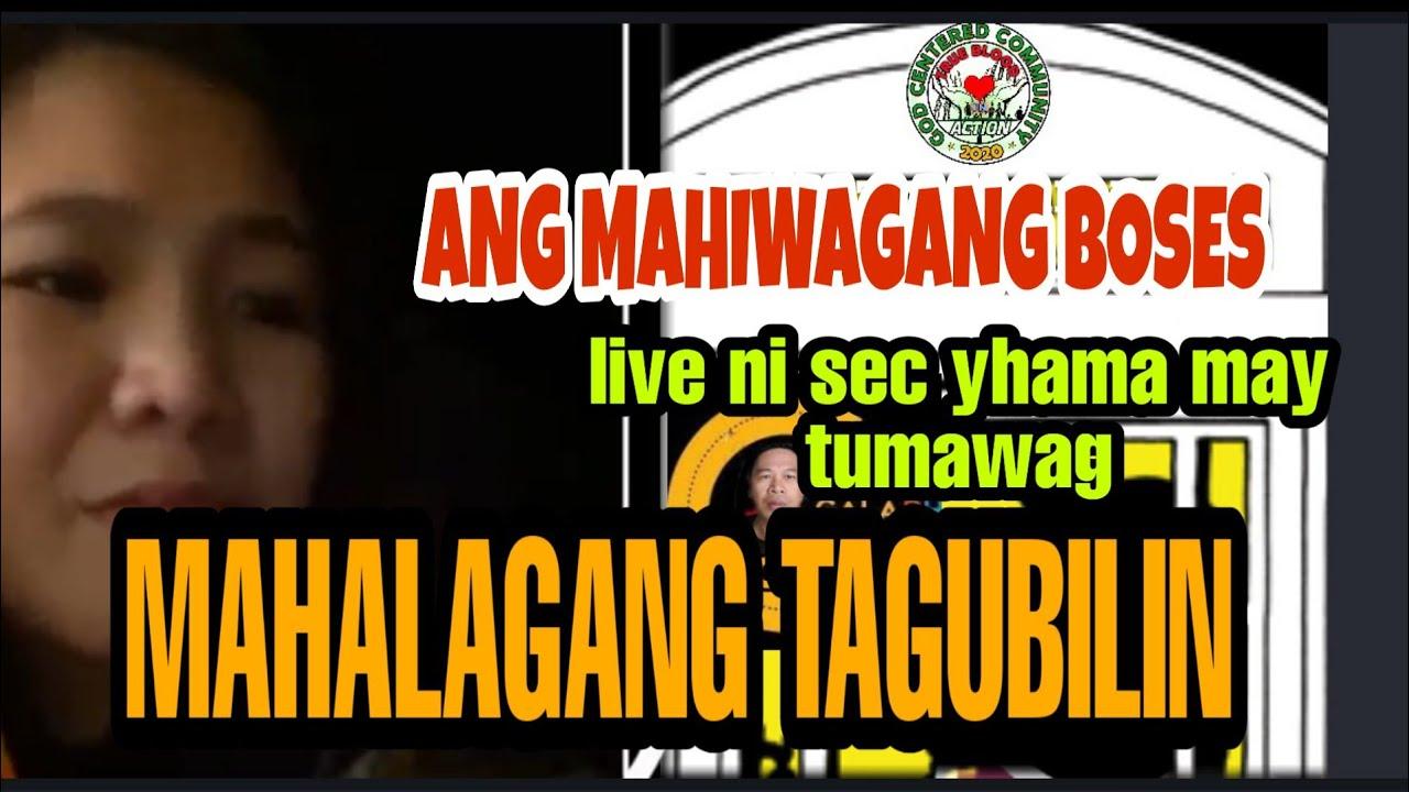 Download SINO ANG MAHIWAGANG CALLER SA LIVE NI SEC YHAMA SA CHANNEL NI IDOL @Francis leo Marcos
