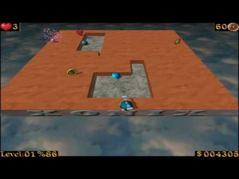 AirXonix Gameplay Level 1 + Download