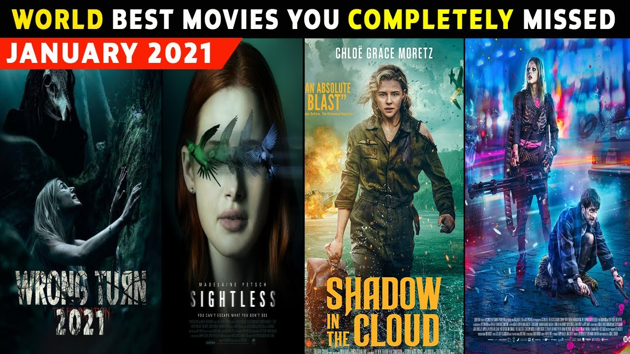 Download Top 10 Best Movies 2021 Dubbed In Hindi & Eng |  Best Of January 2021