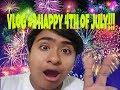 Vlog #2 happy 4th of july!!!