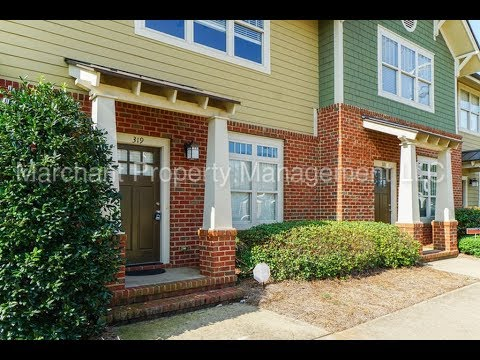 Greenville Townhomes For Rent 2BR/2.5BA By Greenville Property Manager
