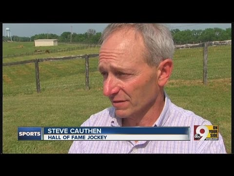 Steve Cauthen bets on Triple Crown