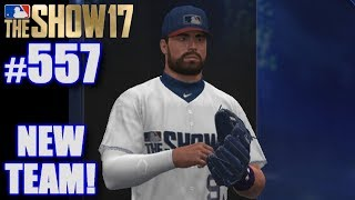 SIGNING WITH MY 10TH TEAM! | MLB The Show 17 | Road to the Show #557