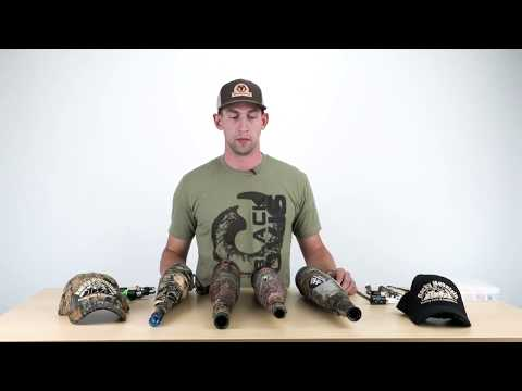 Elk Bugle Tube Comparison - Rocky Mountain Hunting Calls