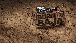 Born In Baja Ford Raptor Full Movie Racing Baja 1000 720P HD 1 Hour 43 Min