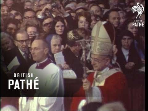 Pope Paul (1972)