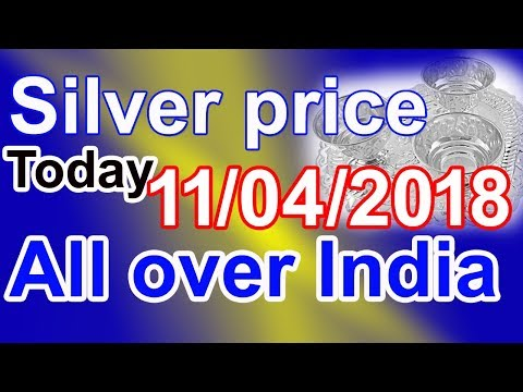 Silver price today in India, chennai, mumbai, delhi, hyderabad, kerala, kolkata|| buy silver ||