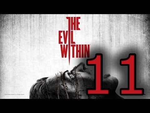 Прохождение The Evil Within — Эпизод 11: Воссоединение
