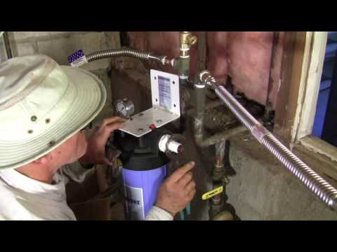 Water Filter Installation Service in The Colony