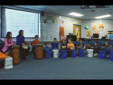 Meemic Foundation: Torrey Hill Intermediate Music Program