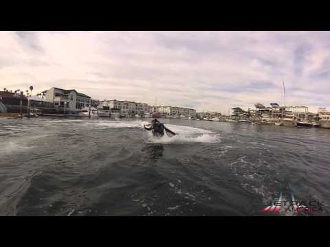 Jetpack America Flight Video- Charlie Christie