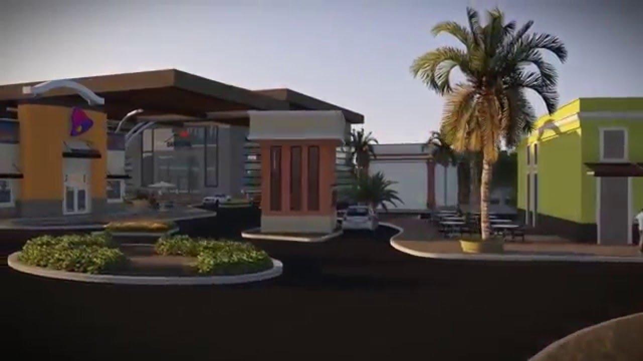 Ampliacion centro comercial la trinidad retalhuleu youtube - Centre comercial la illa ...