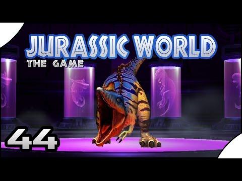 Jurassic World || 44 || New Alangasaurus Hybrid