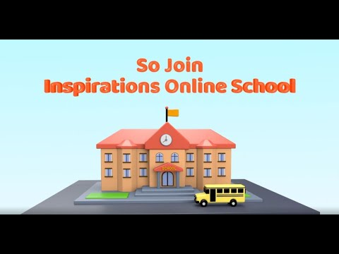 INSPIRATIONS ACADEMY ONLINE : HOW IT WORKS?