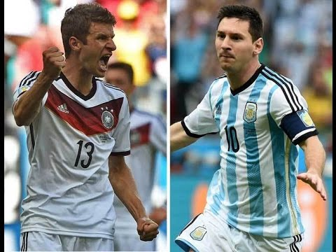 Germany vs Argentina - Final World Cup 2014 Promo Video HD