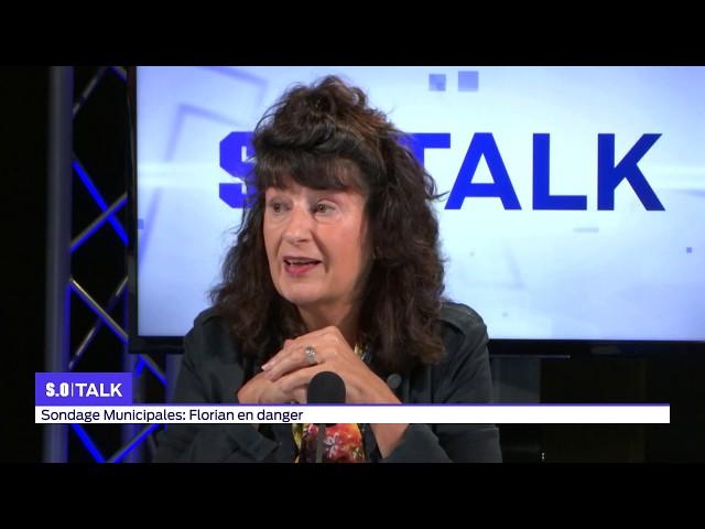 SO Talk  - Sondage Municipales: Florian en danger