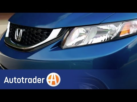 2015 Honda Civic Sedan | 5 Reasons to Buy | Autotrader