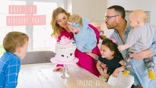 ALESSIA'S SECOND BIRTHDAY PARTY SPECIAL!