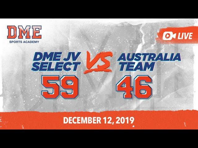 DME JV Select vs Australia