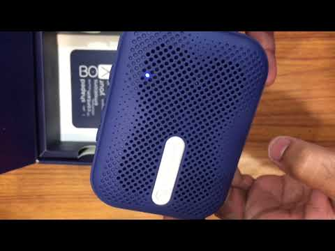 UNBOXING MUVEACOUSTICS WIRELESS BOX | VIRAT KOHLI | WIRELESS SPEAKERS BEST QUALITY