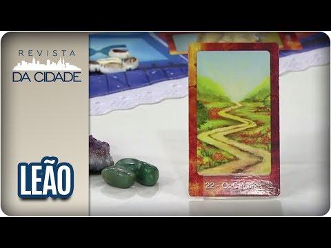 Previsão de Leão 11/06 à 17/06 - Revista da Cidade (12/06/2017)
