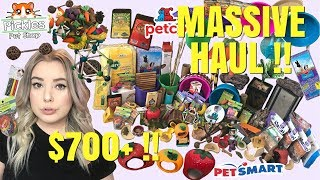 INCREDIBLY MASSIVE PET HAUL!