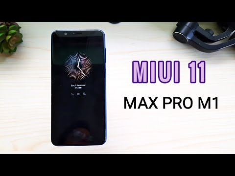 Asus Max Pro M1: Latest MIUI 11 Stable ROM | Installation and Review!