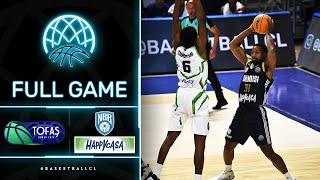 Tofas Bursa v Happy Casa Brindisi - Full Game | Basketball Champions League 2020/21